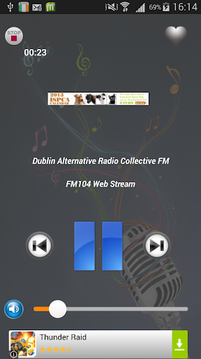 【免費音樂App】Radio Ireland-APP點子