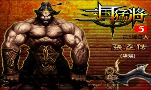 Three Kingdoms 5-Legend of Fei 街機 App-癮科技App