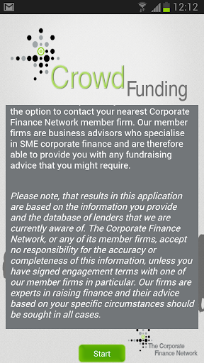 Crowdfunding Options