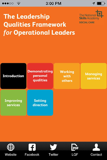 LQF for Operational Leaders