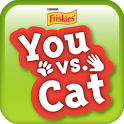Friskies® You vs. Cat icon
