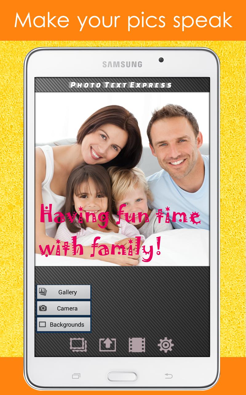 Photo Editor Text Fonts Effect Screenshot 6