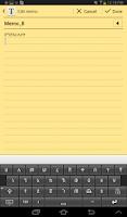 Screenshot of Amharic Write Trial-15 Days