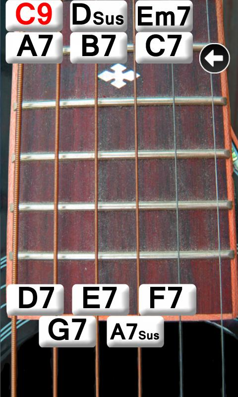 Acoustic Guitar -AdFree - screenshot