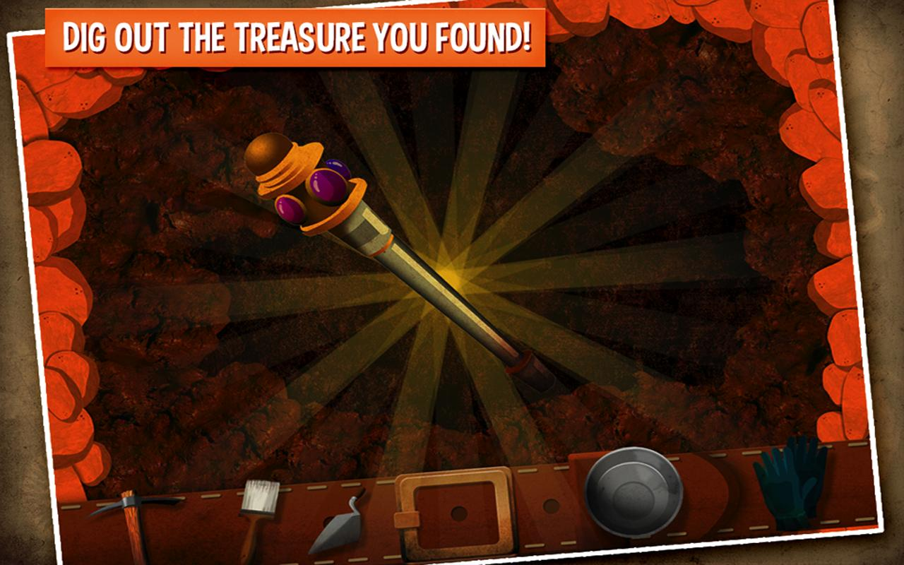 Wombi Treasures - screenshot