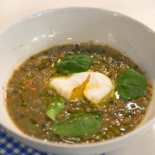 Lentil Soup with Winter Vegetables