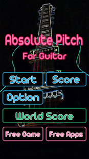 Learn Guitar Absolute Pitch - náhled