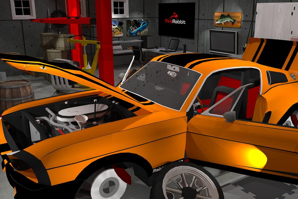 Fix My Car: Classic Muscle LT- screenshot