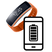Gear Fit Battery Connect
