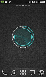 GO Clock Widget Screenshot 4