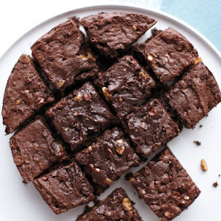 Slow-Cooker Triple Chocolate Brownies