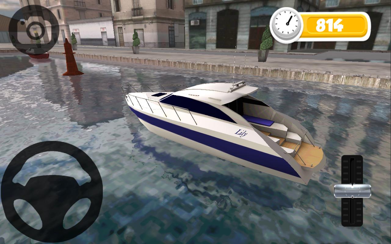 motorboot spiele