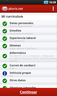 Laboris Jobs- screenshot thumbnail