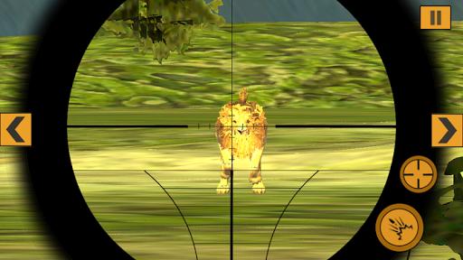 無料动作Appのリアルライオン狩り 記事Game
