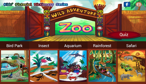 Pic Dictionary - Zoo