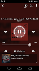 Player FM - Podcast and Sync Screenshot 2