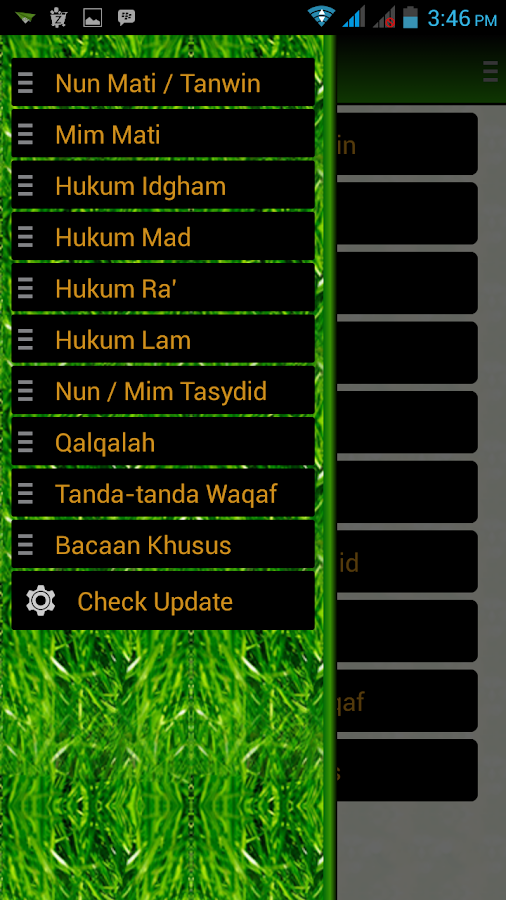 Tajwid Lengkap Qt-Media- screenshot