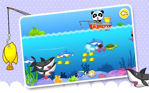Baby Fishing by BabyBus - screenshot thumbnail