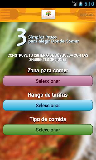 Comer en Morelos