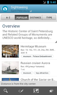 St. Petersburg Travel Guide - screenshot thumbnail