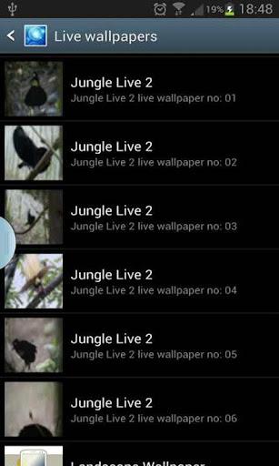 jungle live 2