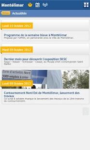 Ville de Montélimar - screenshot thumbnail