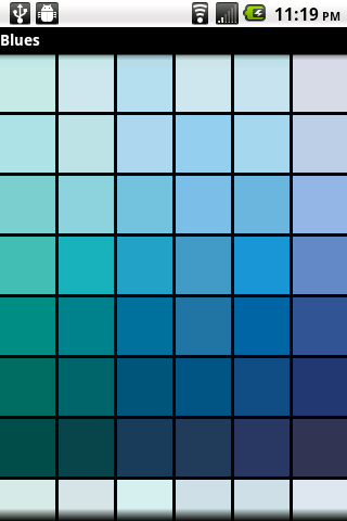 amazing paint colors android apps on google play with shades of blue paint.