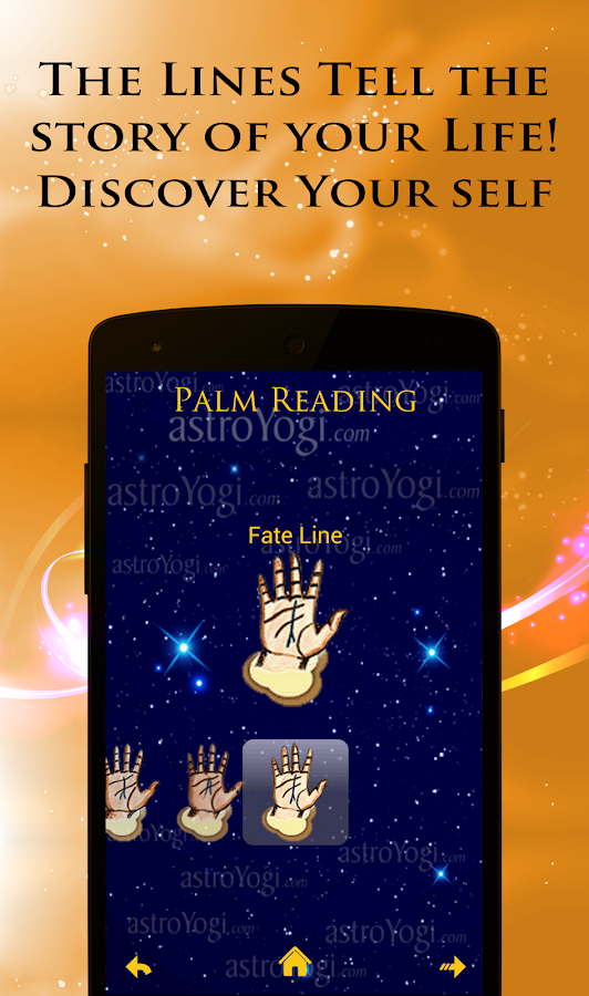 Palm Reading - screenshot