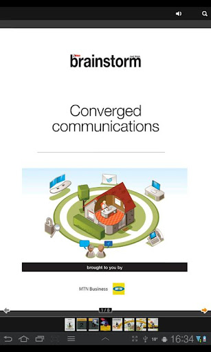 Converged Communications