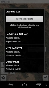 Karttaselain - screenshot thumbnail