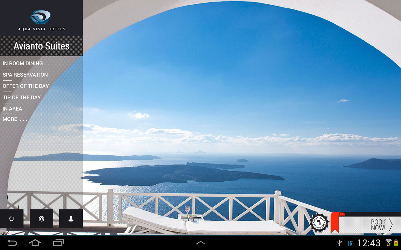 Avianto Suites HD - Santorini - screenshot