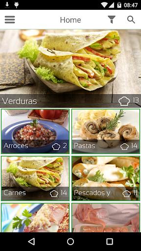 Recetas diarias de Gastronomía