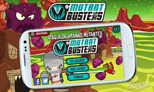 MB: Ataque de Arañas Mutantes 動作 App-癮科技App