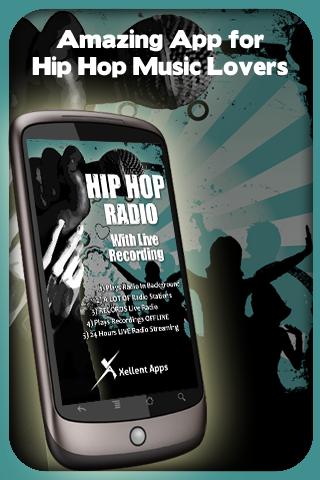 Hip Hop Radio - With Recording