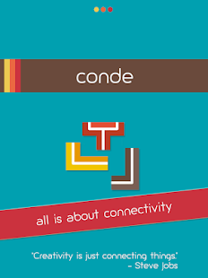 Conde - Creative Puzzle Game