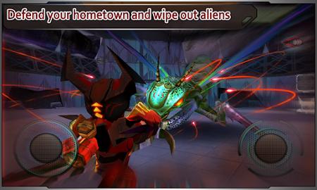 Star Warfare:Alien Invasion Screenshot 9