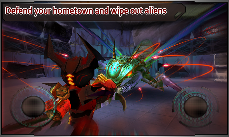 Star Warfare:Alien Invasion- screenshot