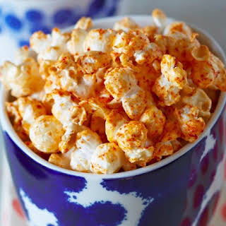 How To Make Mexican Street Corn–Style Popcorn.