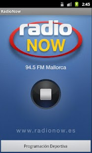 RadioNow Mallorca- screenshot thumbnail
