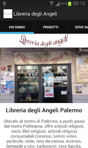 Libreria degli Angeli Palermo
