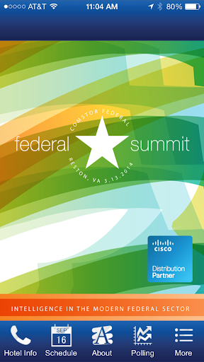 Comstor Federal Summit 14