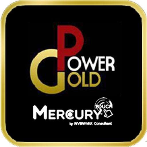 PowerGold Touch 商業 App LOGO-APP試玩