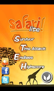 Safari! HD lite- screenshot thumbnail