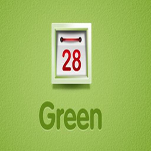 360手機桌面-green 個人化 App LOGO-硬是要APP