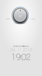 Sparky Lock Screen Lite- screenshot thumbnail