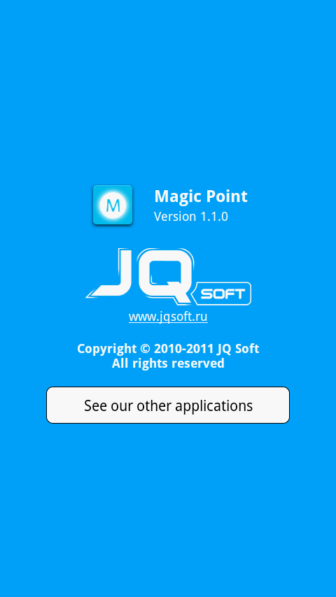 Magic Point Lite - screenshot