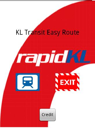 KL Transit Easy Route