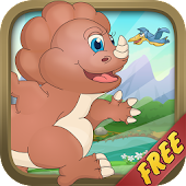 Dino Safari: Zoo Story Tap Run