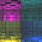Cubes 3D Live Wallpaper Free