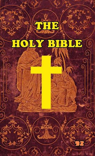 The Holy Bible K.J